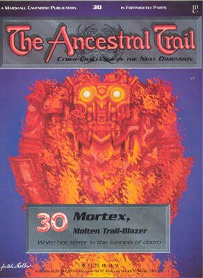 Ancestral Trail Covers 30
